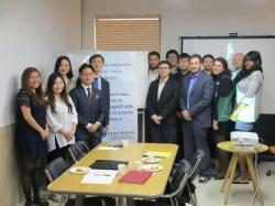 미 존스 홉킨스대 SAIS 대학원 방한단 동북아 역사갈등과 평화적 해결 세미나